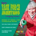 Inspired Taskforce – Open Meeting – Monday 19th March