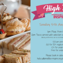Sunday High Tea – August