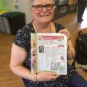 Levenshulme Take A Seat Campaign in Yours Magazine!