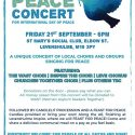 Levenshulme Peace Concert