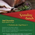 Sunday Lunch – 2nd December