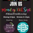 Meat Free Monday #3 (NasiLemak x Shindigger x Inspire)