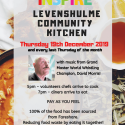 Levenshulme Community Kitchen – December